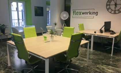 "Flexworking: 4 ""open days"" per la Fashion Week nel primo coworking boutique milanese"