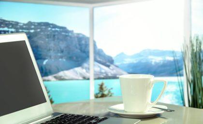 Lavoro e vacanza: un connubio possibile grazie al coworking. L'esempio in centro a Milano