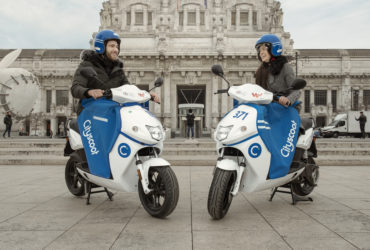 Cityscoot: arriva a Milano il nuovo scooter sharing a emissioni zero