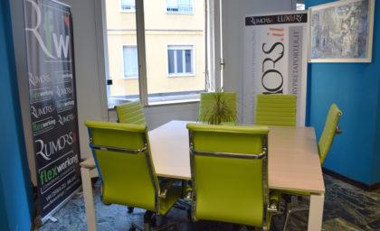 Fare coworking al centro di Milano: quanto l'ambiente di lavoro influisce sull'umore