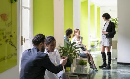 Il verde negli spazi lavorativi aumenta la produttività