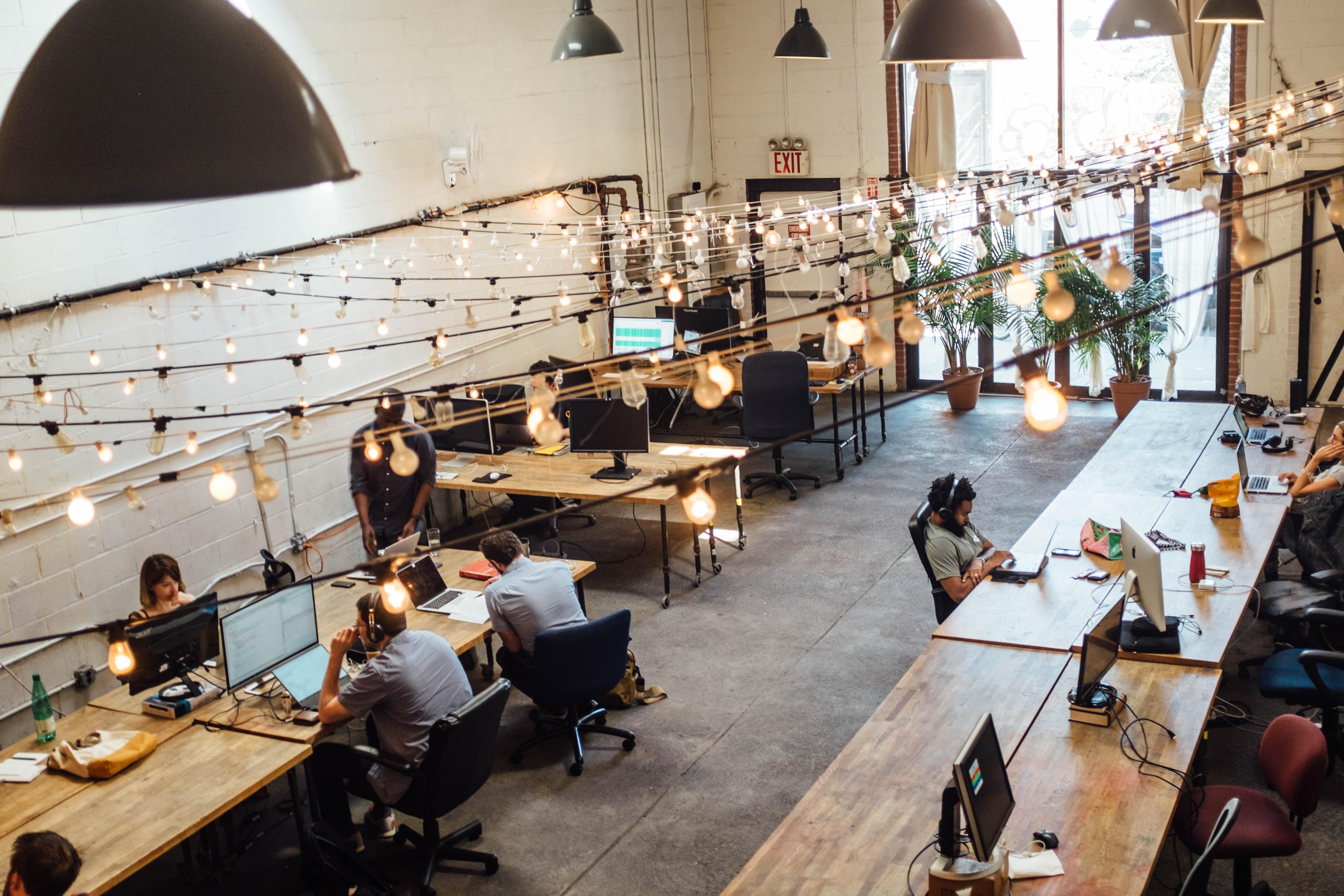 coworking vantaggi