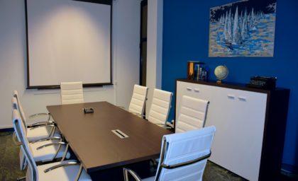 Flexworking: la sala riunioni ideale