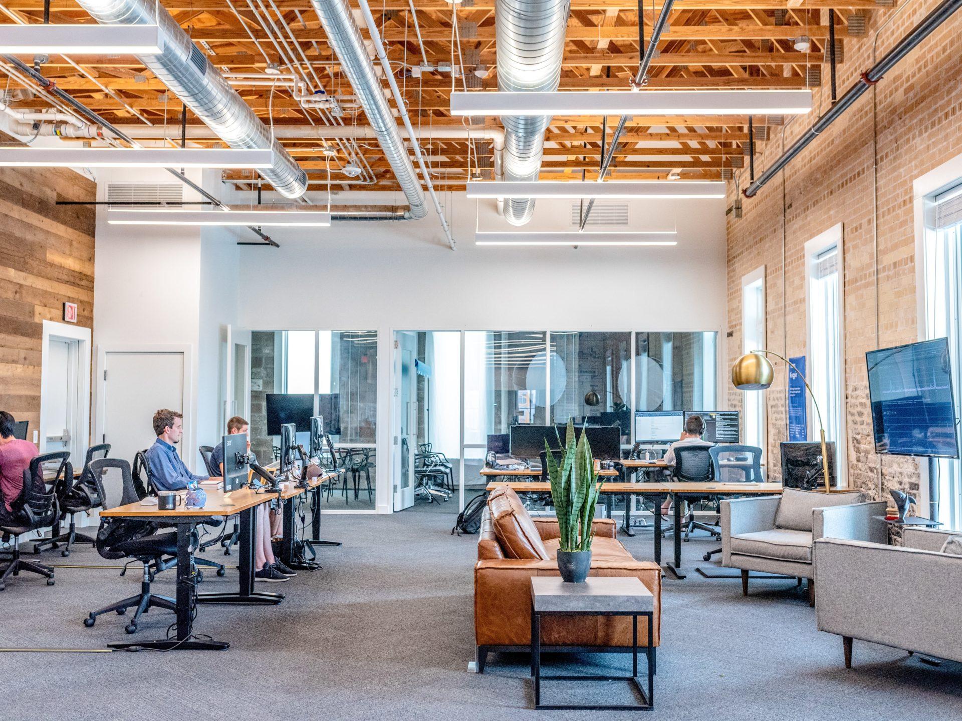 spazi di lavoro flessibili